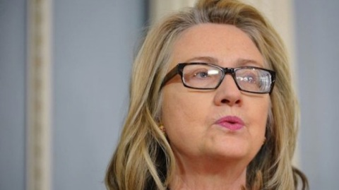 US-Secretary-of-State-Hillary-Clinton-speaks-to-the-press-following-at-the-State-Department-on-January-15-2013-in-Washington-DC.-AFP