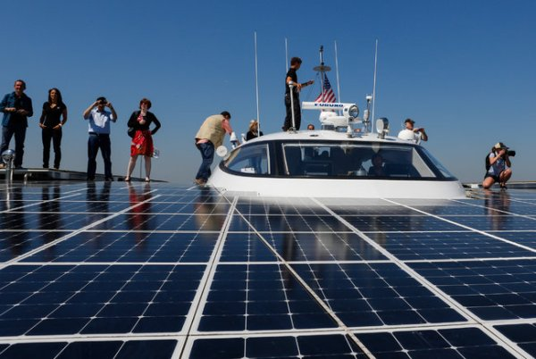 Photo: Jabin Botsford/The New York Times The Turanor Planetsolar