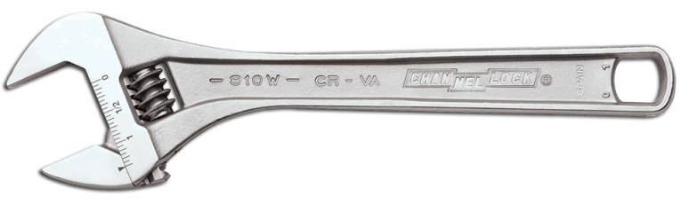 810w-chrome-wrench